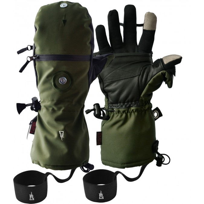 Best Cold Weather Photography Hand Protection