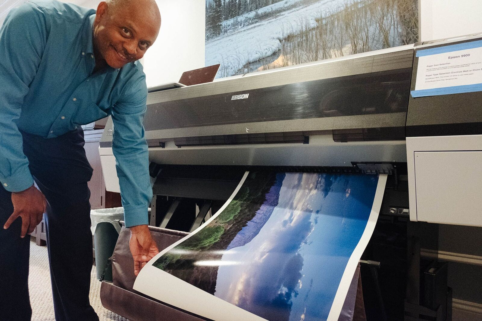 The Joys of Fine Art Printing - Part  Two