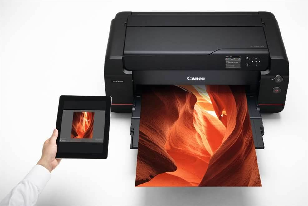 Review of Canon Image Prograf 1000 Printer