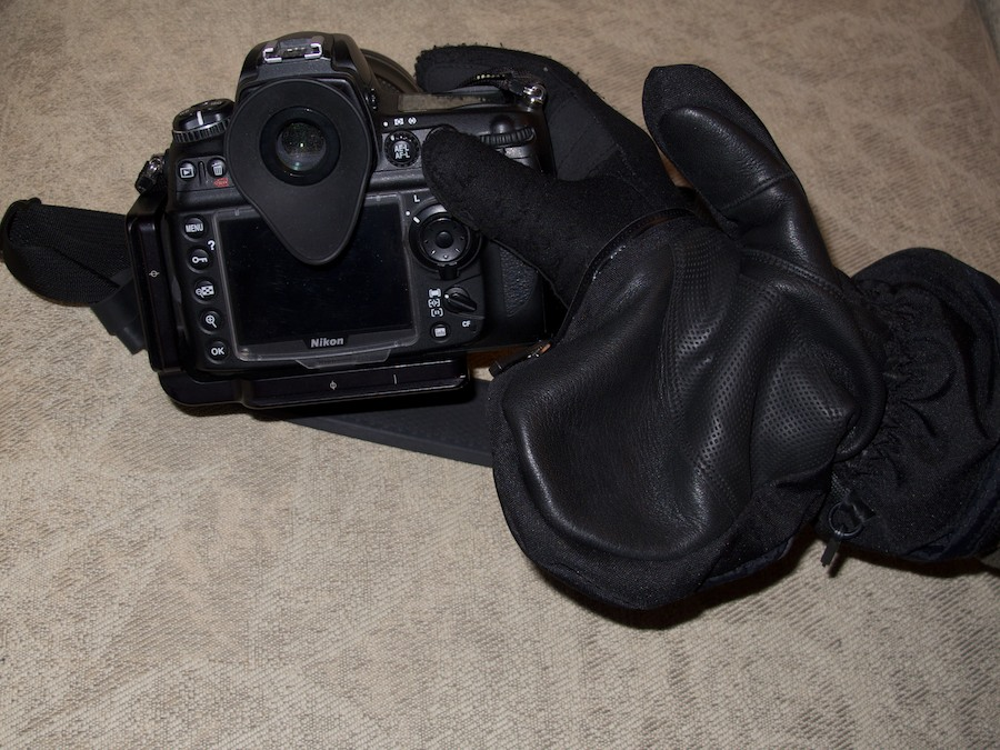 Gloves vs. Mittens for Photography