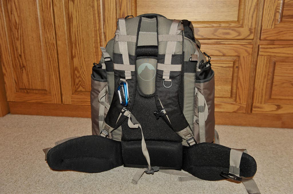 The LowePro Trekker AW400… A Backpack on Steroids!